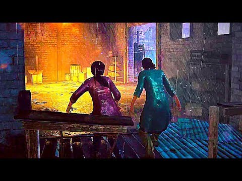UNCHARTED The Lost Legacy NEW Gameplay Trailer PS4 2017