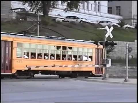Memphis Main Street Trolley 2007 - Part 1