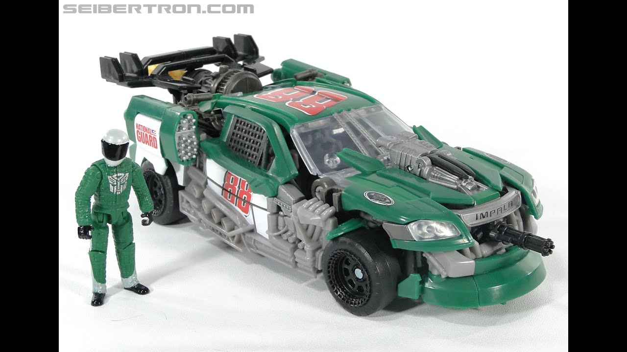 Transformers DOTM DA-29 Human Alliance Roadbuster ...