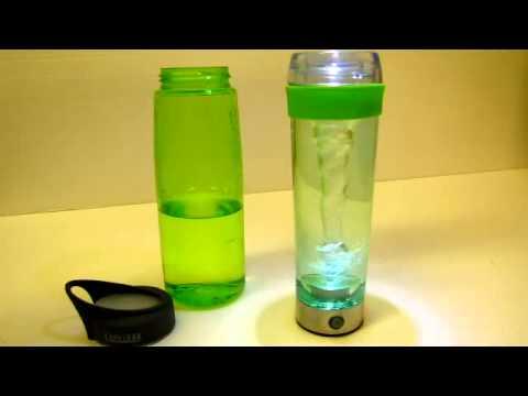 Oxygen Oxygenated Water Vortex Tornado Mixer Blender Tumbler Machine HoloWater