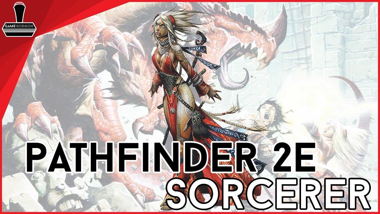 Pathfinder 2nd Edition Sorcerer | GameGorgon