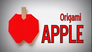 Origami - How to make an APPLE