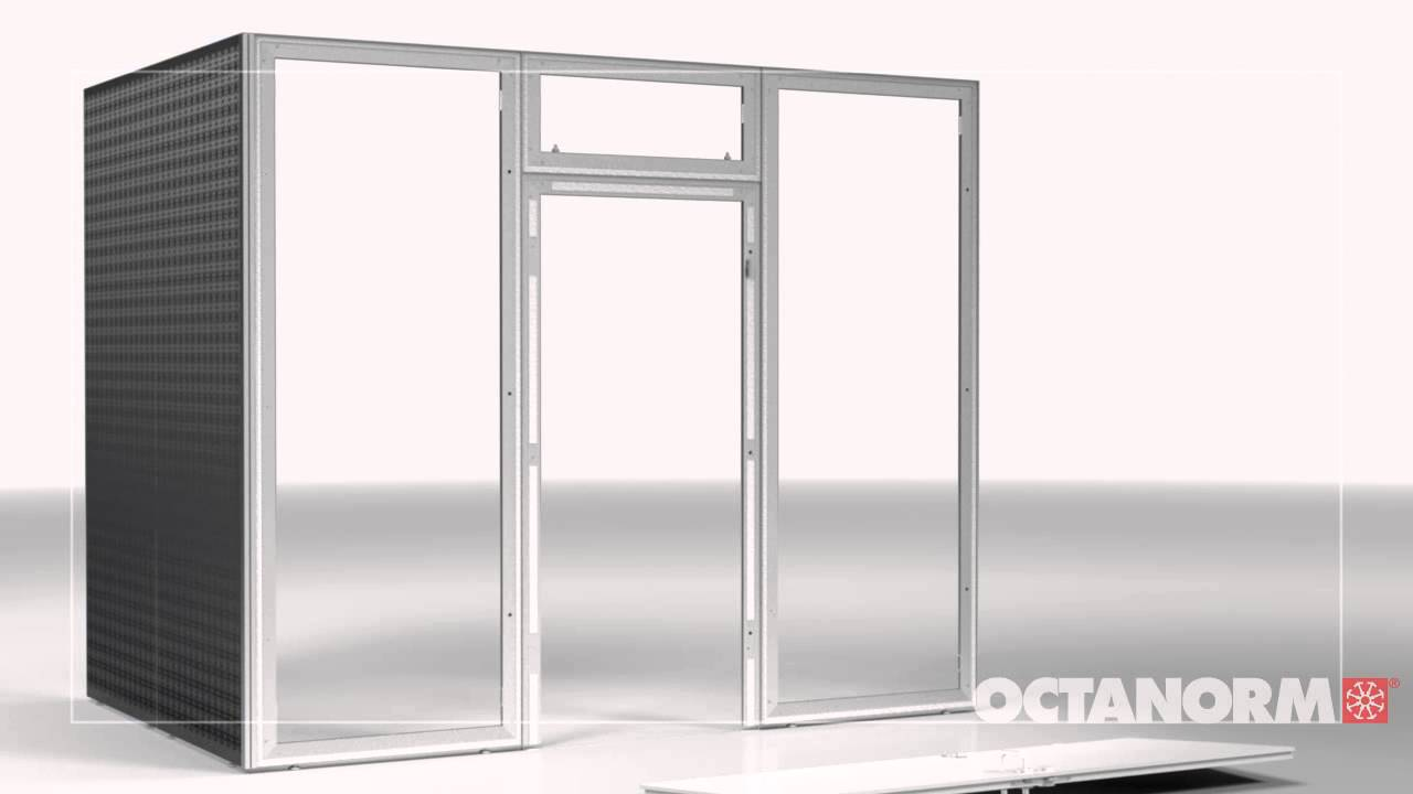 OCTAwall door installation kit W 986 / OCTAwall Tür-Einbauset W 986 ...