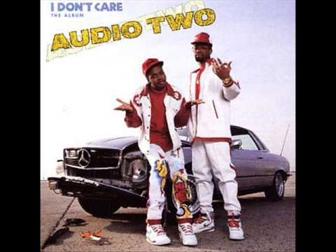 Audio Two - I Don't Care [Full Album] *1990*