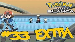 Pokémon Blanco #33 EXTRA
