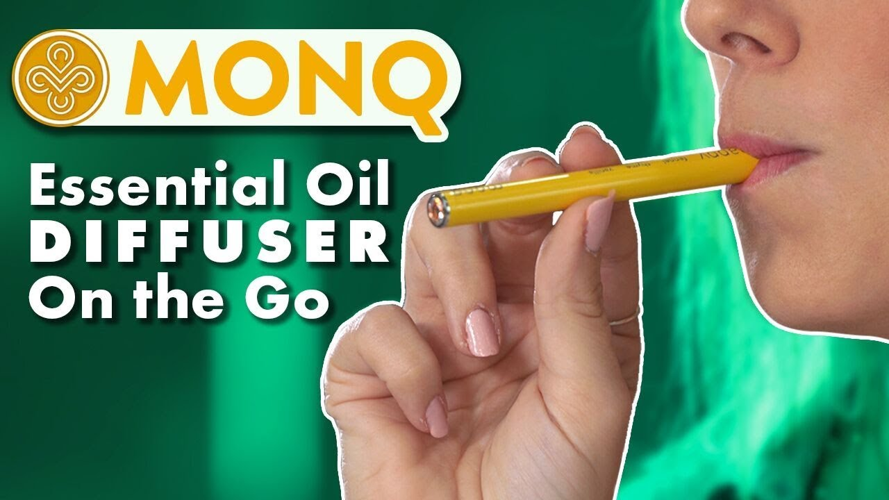 What Is Monq How To Use Monq Personal Diffuser Review Youtube