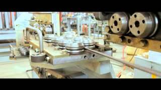 CHINA TJK MACHINERY оборудование для сварки треугольных каркасов(, 2013-06-28T04:37:23.000Z)