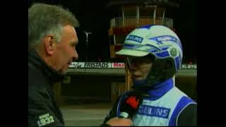 Vidéo de la course PMU PRIX TEAMED - KVISSLEBRUNS LOPP - STL KALLBLODSDIVISIONEN, FORSOK 2
