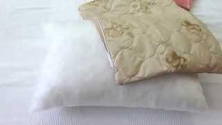 Подушка из шерсти верблюда. Обзор: Цена, где купить?