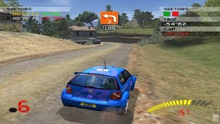 V-Rally 3 GameCube Gameplay HD