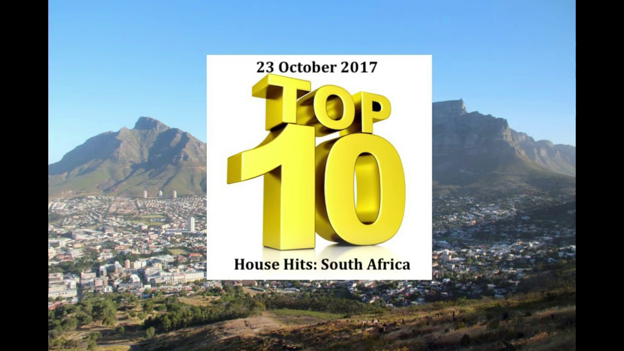 Dj mt top 10 house hits south africa 23 october for Top 10 house songs
