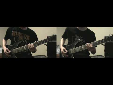 Neurosis - A Season In The Sky (Guitar Playthrough)(Both Guitars)