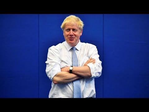 Live   Boris Johnson wins the Conservative leadership contest, making him the UK's next PM