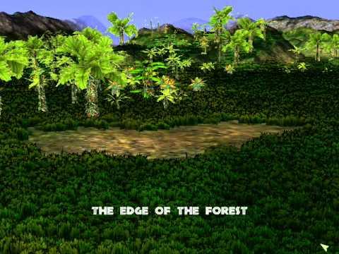 Late Cretaceous Montana ( JPOG saved game ).