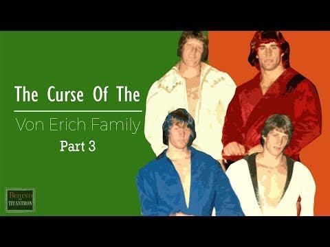 Behind The Titantron | The Von Erich Curse  | Episode 22 (Part 3)