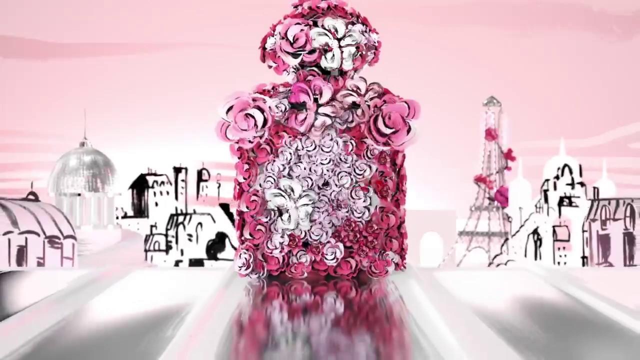 Florale By Petite Perfecto Noire La Guerlain Robe Black 5Rq4jLAc3