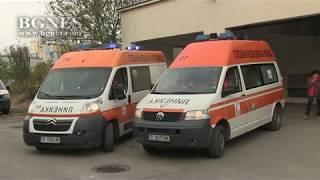 Спешните медици в Русе отдадоха почит със сирени на д-р Йорданов