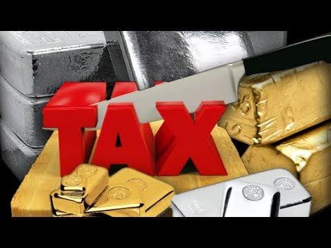 Tax Cuts & Precious Metals