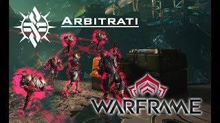 WARFRAME ITA - Arbitrati (Update 23.10)