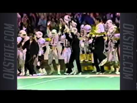 Oklahoma State at Washington - 1985 Football - 2nd Half