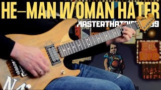 He-Man Woman Hater by Extreme -  Riff Guitar Lesson w/TAB - MasterThatRiff! 99