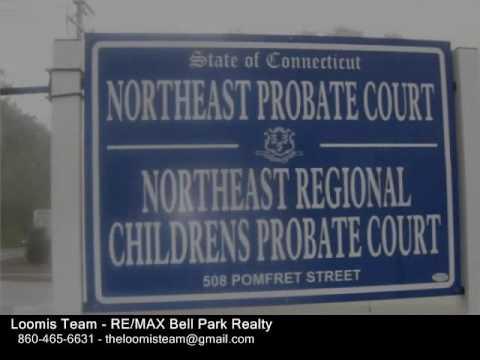 508  Pomfret St, Putnam CT 06260 - Commercial Property - Real Estate - For Sale -