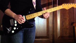 David Gilmour PULSE sound Hey You solo BIG MUFF & Black Strat