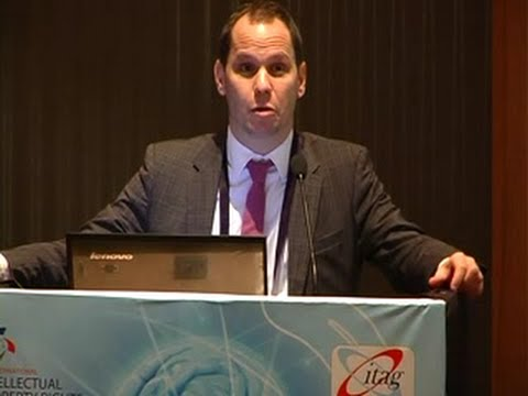 MR.CHRISTOF KARL at GIPC 2013,Bangalore,India