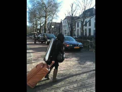 Cecilia Quartet's Travel Blog - Part I Utrecht, Netherlands