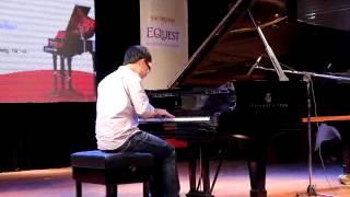 Nghệ sĩ Piano Jazz Tuấn Nam - Giám khảo Festival Piano CEG giao lưu