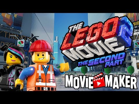 The LEGO Movie 2 Short Film - Movie Maker