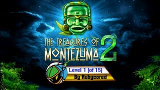 The Treasures of Montezuma 2 (2009, PC) - Level 01 (of 15)[720p]