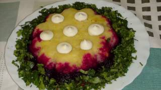 Овощной салат без майонеза Диета