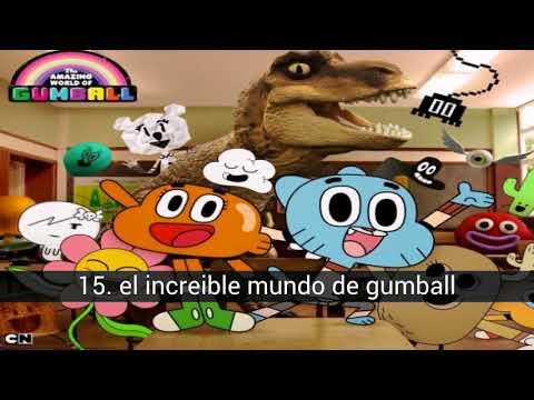Las Mejores Caricaturas Originales De Cartoon Network