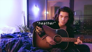 Download Heather - Conan Gray (Acoustic)