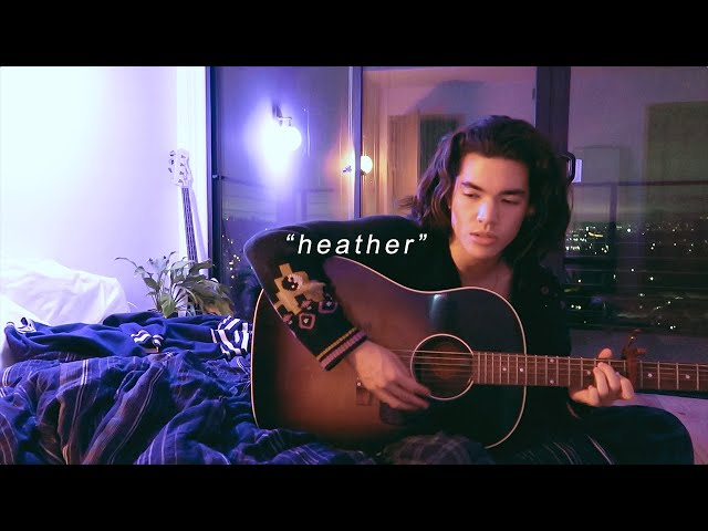 Heather - Conan Gray (Acoustic) - Conan Gray