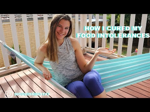Indications of a Food Intolerance