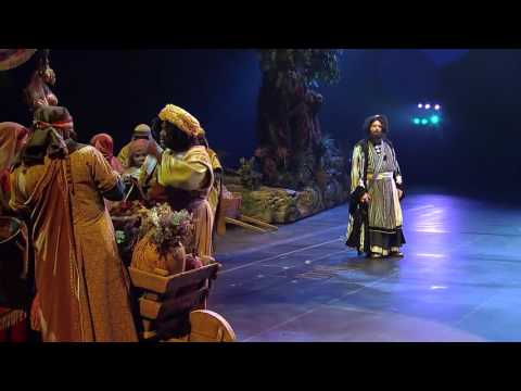 Sight & Sound Theatres® - Jonah (Scene: Jonah on the Run)