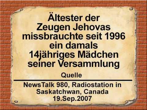2007 Verbrechen der Zeugen Jehovas