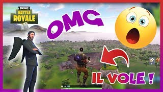 COMMENT VOLER SUR FORTNITE - GLITCH BATTLE ROYALE