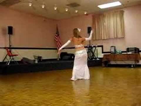 Karolyn Belly Dances pt2
