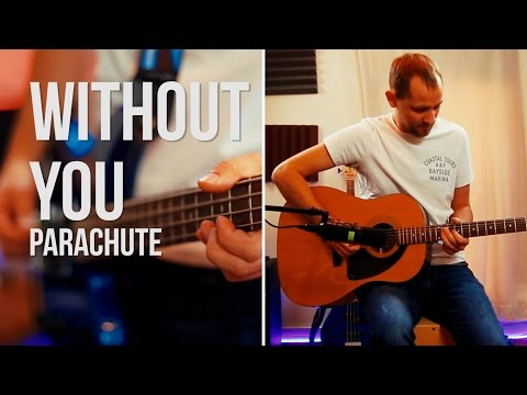 Parachute - Without You (Cover) | Jake Weber