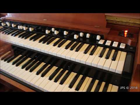 The Hammond B3 Series: How to operate a Hammond B3 and Leslie (also B2, C2, C3)