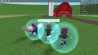 Roblox: I have to survive the tsunamis