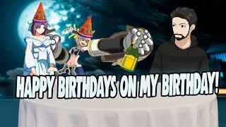 Celebrating My Birthday By Getting Happy Birthdays On My Birthday :) (BBTAG)
