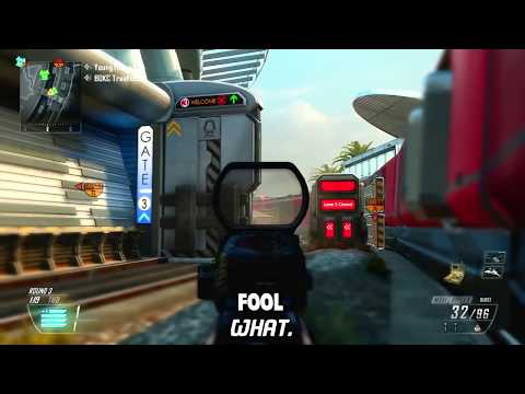 REAL THUG Vs. WANNABE GANGSTER! (Call Of Duty Trolling)