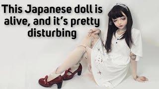 Lulu Hashimoto – Japan's Creepy Real-Life Living Doll