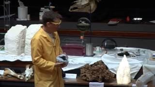 Free Range Chemistry  23 - Minerals of Sulphur