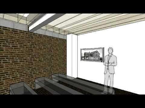 Wyneken House Basement - Schematic Model