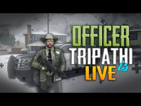 [!giveaway] Officer Tripathi Is Live In GTA V RP Legacy India • Membership Only @29